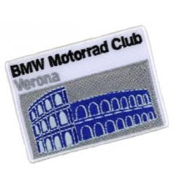 Patch Bmw Motorrad Club Distintivi ricamati