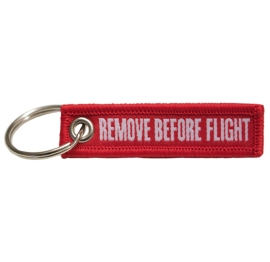 Remove Before Flight Mini Portachiavi Mini